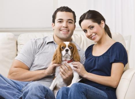 apartment couple